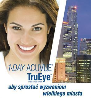 Soczewki Kontaktowe Acuvue TruEye