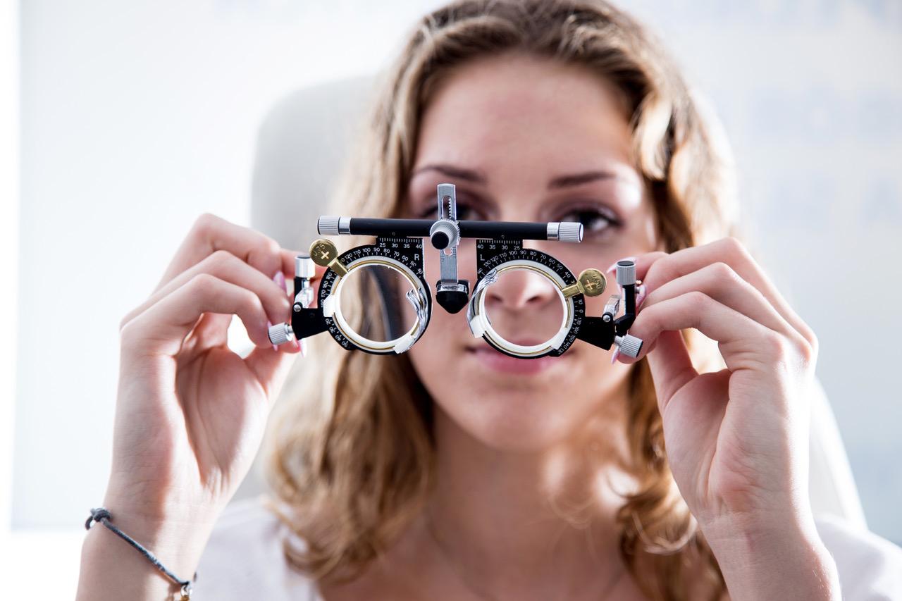 Badanie wzroku Warszawa - Centrum okularów progresywnych