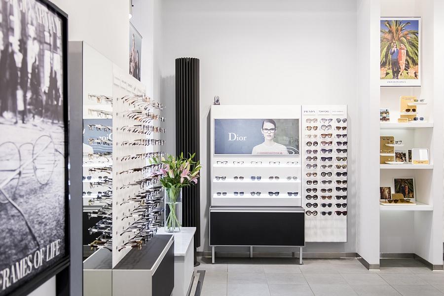 Optique Exclusive - Centrum okularów progresywnych Warszawa Nowy Świat 1