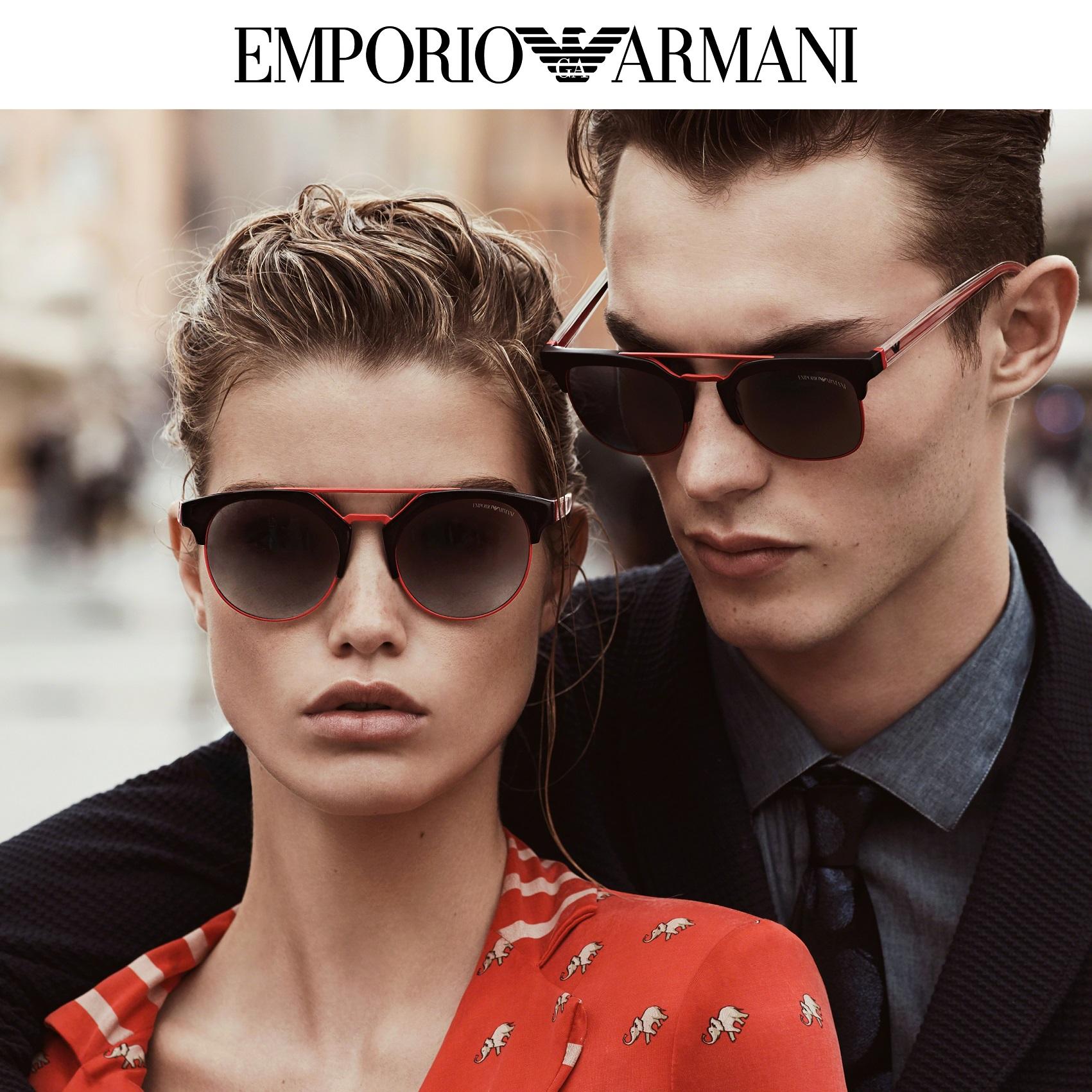 Okulary przeciwsłoneczne Emporio Armani