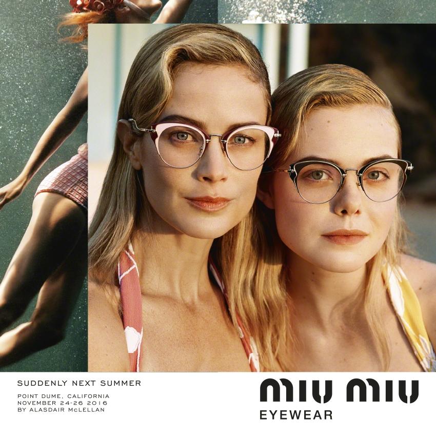 Okulary korekcyjne Miu Miu