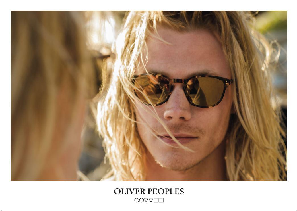 Okulary przeciwsłoneczne Oliver Peoples