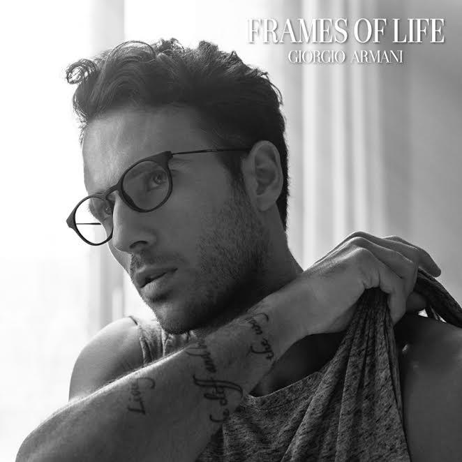 Okulary korekcyjne Giorgio Armani