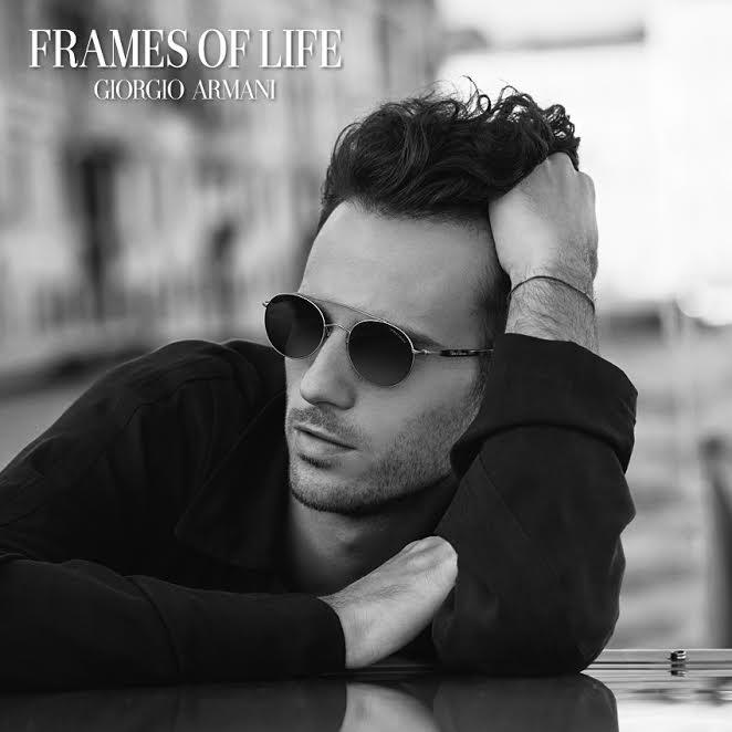 Okulary przeciwsłoneczne Giorgio Armani