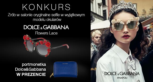 Konkurs Dolce&Gabbana