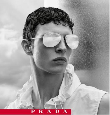 Okulary przeciwsłoneczne Prada Sport