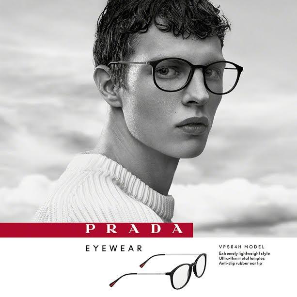 Okulary korekcyjne Prada Sport