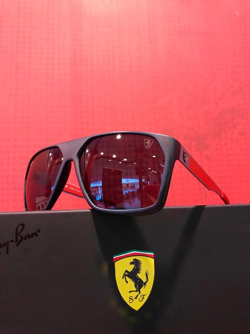 Kolekcja Ray-Ban Scuderia Ferrari w Optique